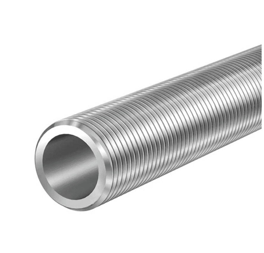 Outside thread seamless stainless steel pipes Featured Image