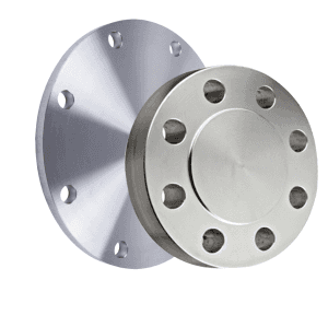 6 in. Stainless Steel Blind Flange 304/316L150# ANSI Raised Face