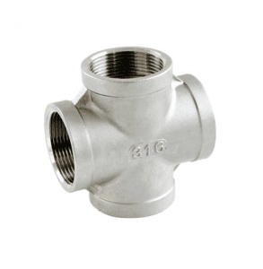 Stainless Steel Butt-Welding Fittings Cross MSS-SP-43