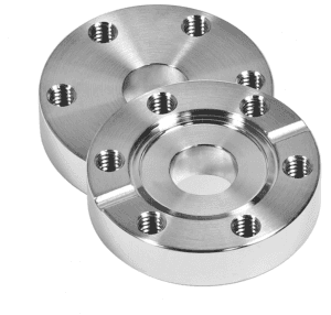 1 in. Stainless Steel Blind Flange 304/304L  150# ANSI Raised Face