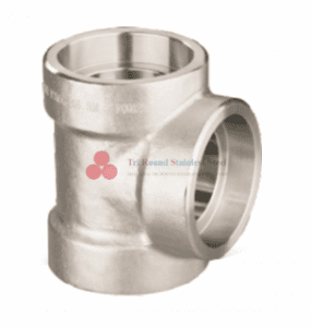 Stainless Steel Forged Fittings NPT &Socket Welded Tee