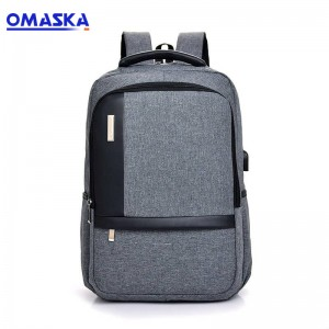 High reputation Backpack Bag With Usb Charge -