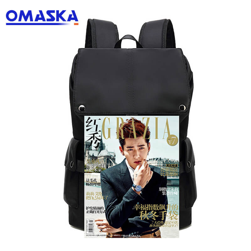 OEM manufacturer Usb Charging Backpack - New travel backpack computer backpack men's student bag waterproof usb male backpack wholesale custom Korean version – Omaska