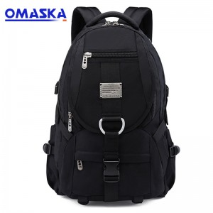 Cross-border new travel backpack outdoor climbing bag large capacity men's backpack wear-resistant manufacturers custom