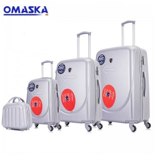 OMASKA 2021 new 4pcs 5pcs sets luggage sets who...