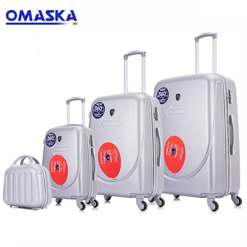 OMASKA 2021 new 4pcs 5pcs sets luggage sets wholesale CKD SEMI FINISHED valise qualityfied koffer hot selling OEM ODM maleta Featured Image