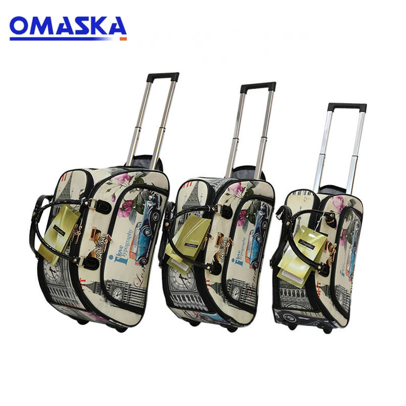 High Quality Luggage Travel Bags Trolley -