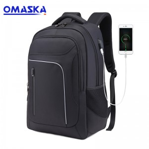 2019 new factory direct backpack men's business outdoor computer backpack student bag travel bag custom