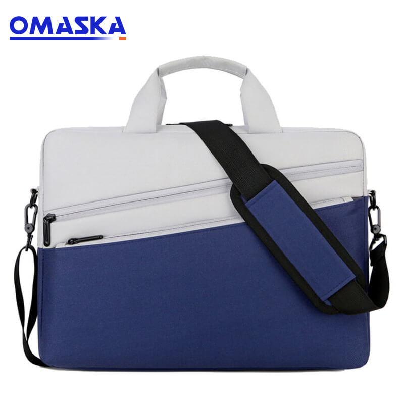 2019 wholesale price Suitcase Set - 2019 new fashion 15.6 inch factory wholesale custom laptop bag and cases – Omaska Featured Image