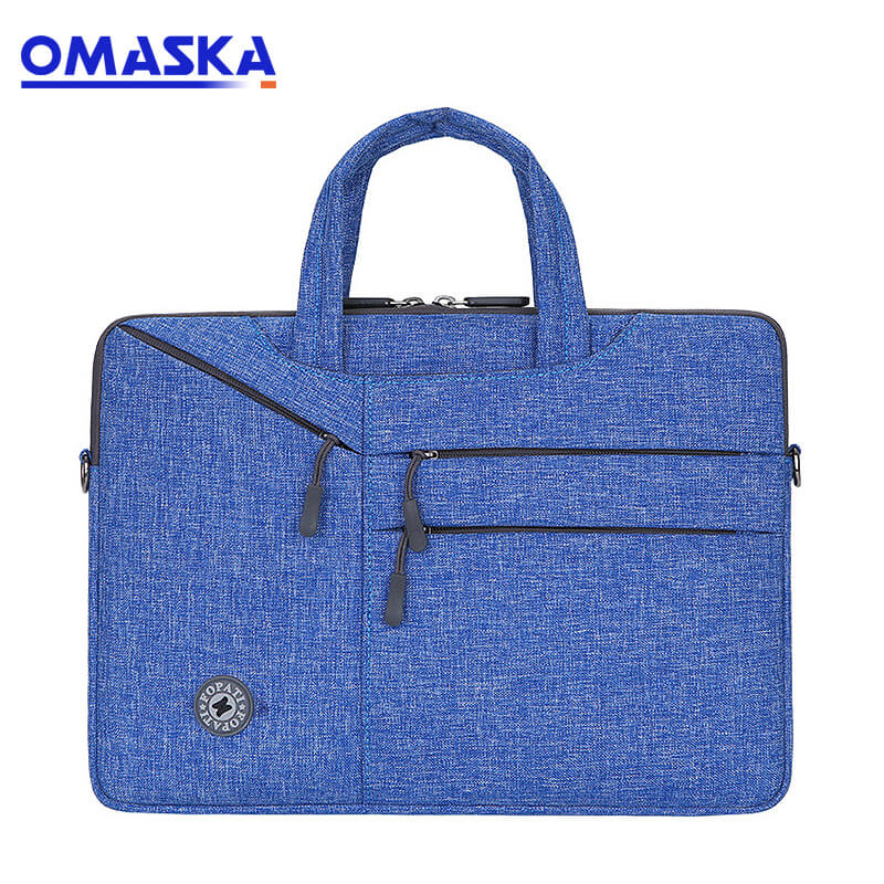 Wholesale Customised Bag Accessories - Omaska hot selling new design muti functional 13″ 14″ 15.6″ laptop bag – Omaska