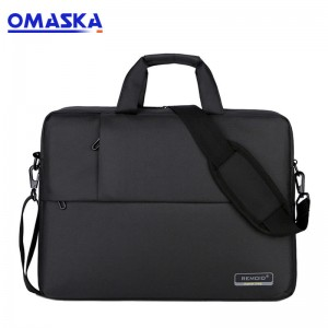 High reputation Transparent Suitcase Covers - Factory new wholesale custom 15.6 inch laptop messenger bag – Omaska