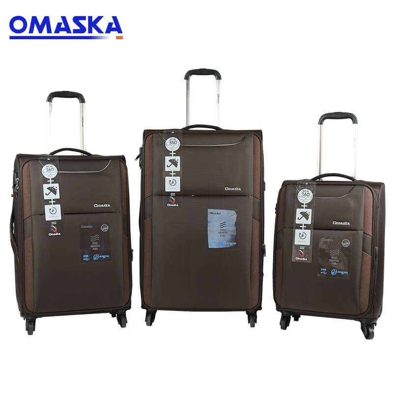 OEM Customized Waterproof Cartoon Suitcase -