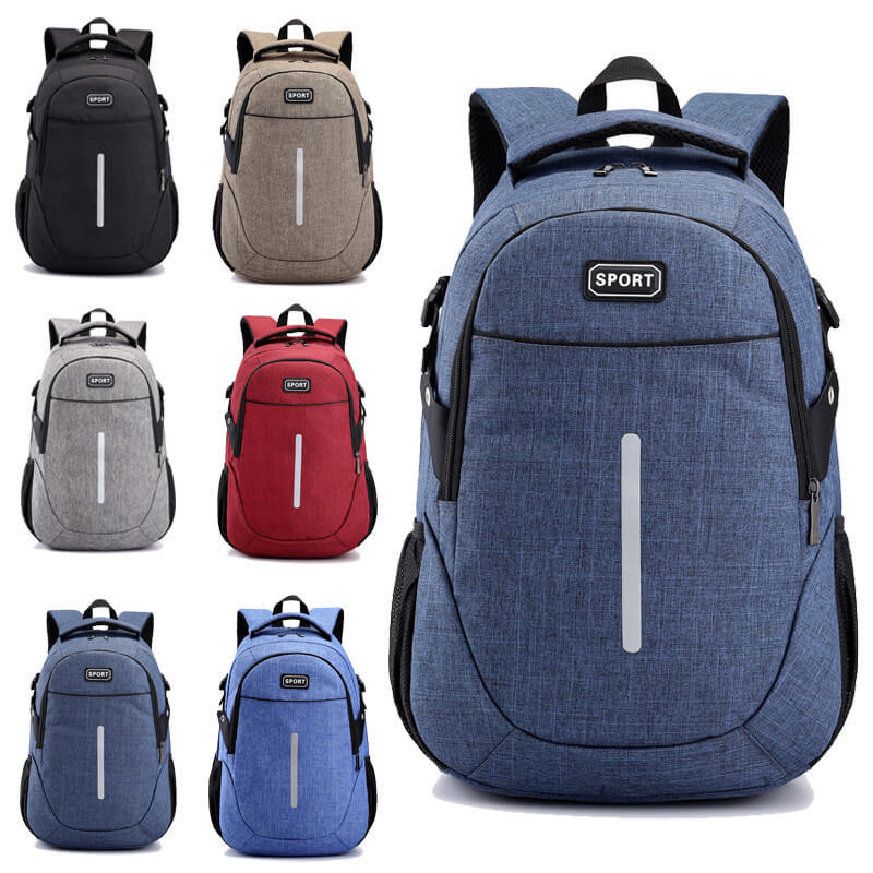 China Cheap price Backpack For Photography - 2019 China OMASKA factory custom new fashion polyester big capacity light weight leisure backpack travel – Omaska