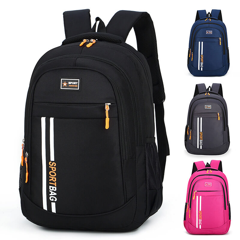 Factory Supply School Bags Backpack - 2019 China OMASKA factory new arrival school student big capacity polyester custom backpack wholesale – Omaska