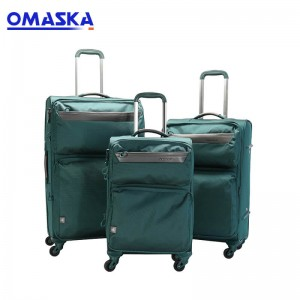 OMASKA 2021 classic Nylon 3 pieces set 20″...