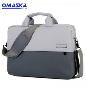 2019 factory new fashion wholesale OEM light weight 13inch 14inch 15.6inch computer bag business waterproof laptop bag