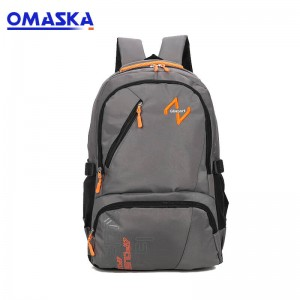 New arrivals high quality custom made brand low price backpack manufacturer