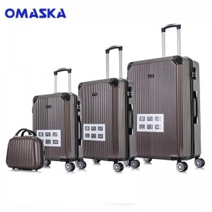 OMASKA 2021 new style factory wholesale 4pcs 5p...