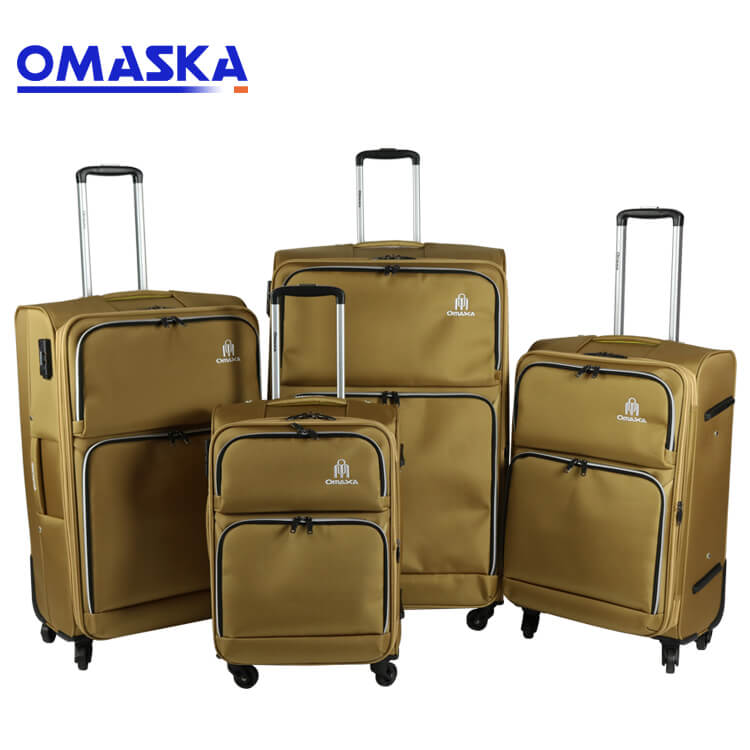 Manufacturer for Suitcase Set - China professional suitcase manufacture famous brand Omaska is one of the top 5 luggage brands – Omaska