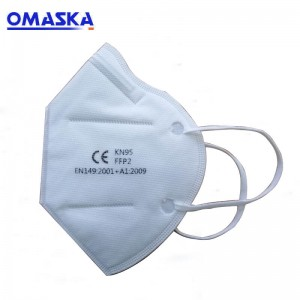 Disposable civilian KN95 masks MZ8600(B)
