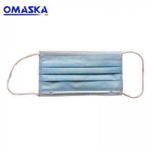 Disposable medical masks 3 layer  (Non-sterile)