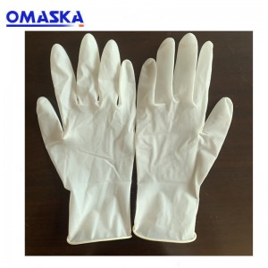 Disposable medical examination gloves (non-sterile)
