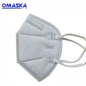 Disposable medical KN95 masks with CE