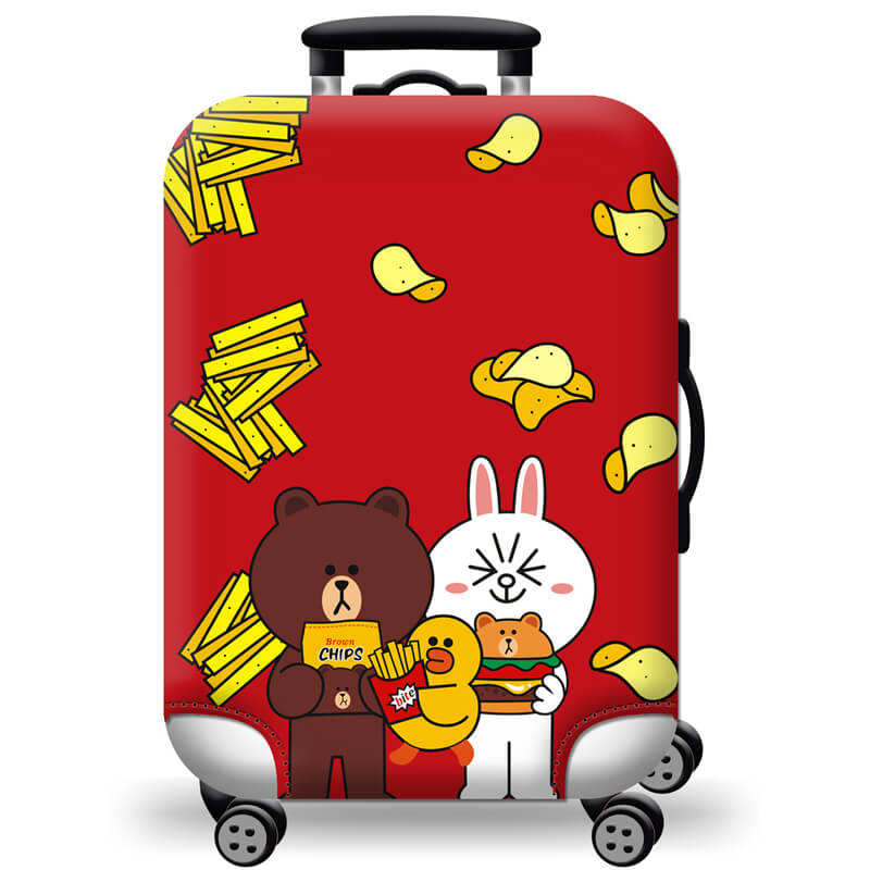 Factory wholesale 4 Wheel Suitcase -