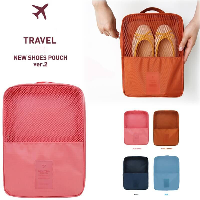 Hot-selling Luggage Sets Travel Luggage Bags - Factory direct 2019 new second-generation double-layer three-position waterproof travel shoes bag shoe storage bag upgrade – Omaska