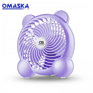 Desktop usb fan mini mute student dormitory bedside fan desk fan small desk fan wholesale
