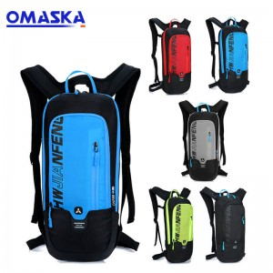 Hot selling outdoor cycling backpack bike water bag backpack outdoor backpack cycling bag
