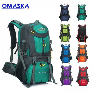 Hot selling hiking bag hiking bag large capacity outdoor sports backpack