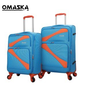 Hot Nýtt Colorful Sérsniðin Designer Business 20 24 Inch Ferðast Box Travel Farangur Trolley Case
