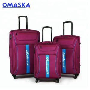 Hot Selling Womens Travel Luggage Sets