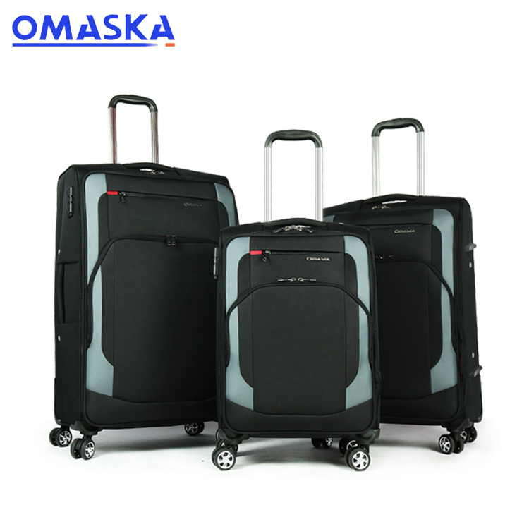 OEM/ODM Factory 4 Wheels Waterproof Oxford Bags -
