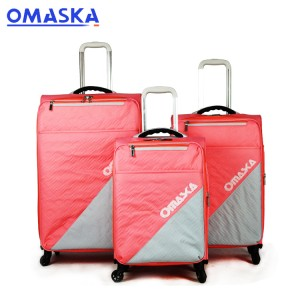 OEM manufacturer Ladies Hand Bags - Trolley suitcase set – Omaska