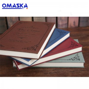 Wholesale Japanese and Korean notebooks, vintage boutique lace diary, European style with box, hardcover 32k notepad