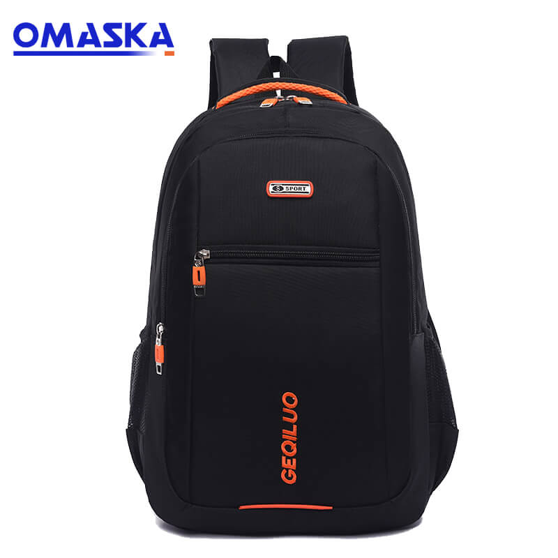 Reliable Supplier Duffel Bag With Wheeled - OMASKA backpack factory small MOQ wholesale custom cheap laptop backpack bag – Omaska Featured Image