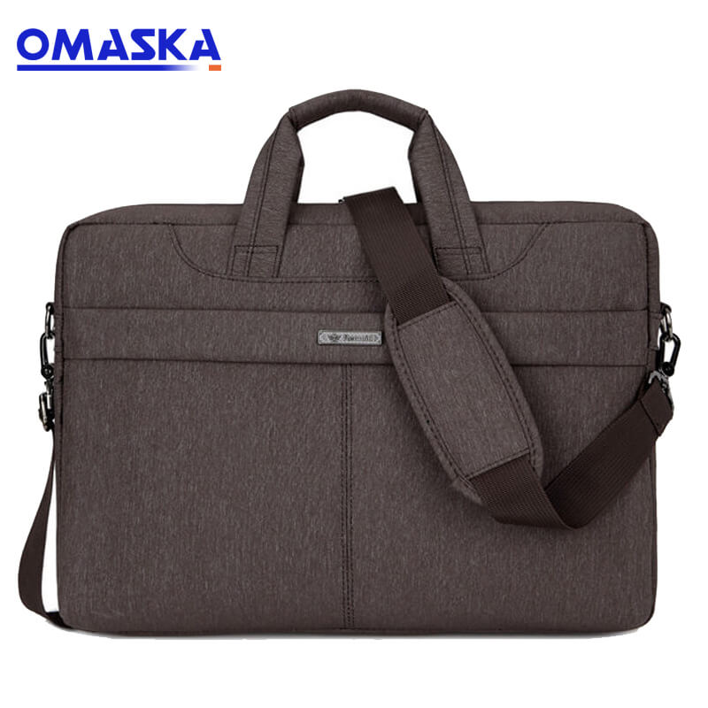 High reputation Transparent Suitcase Covers - OMASKA brand custom wholesale nice quality hot selling laptop hand bag – Omaska