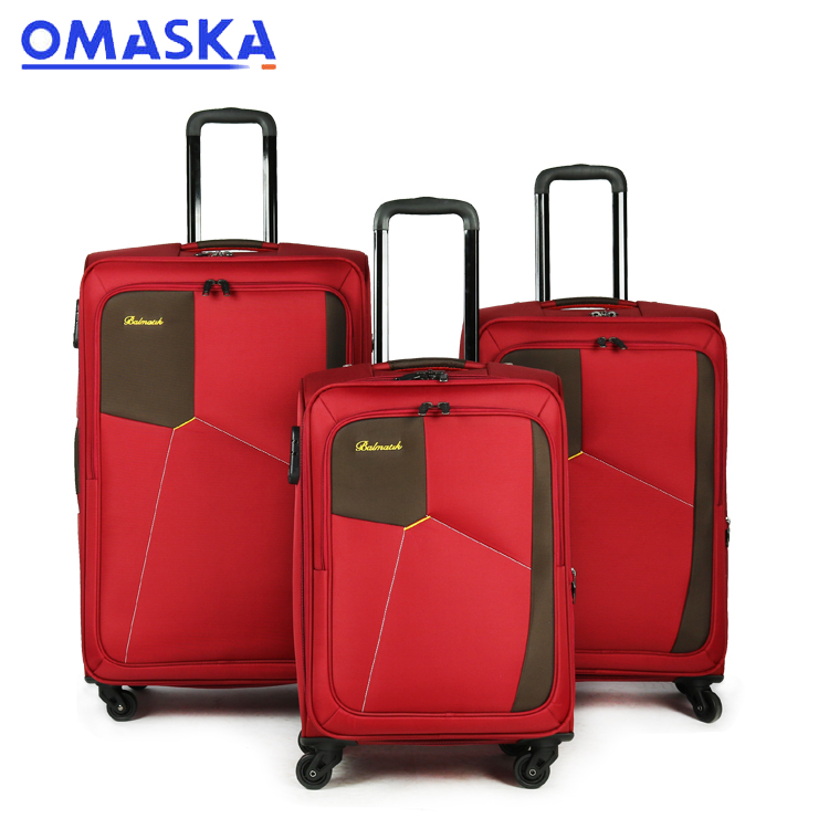 Cheap PriceList for Wheels Suitcase - 20-24-28 inch  travel luggage – Omaska