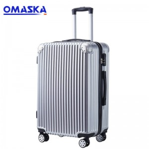 "OMASKA LUGGAGE 2020 NEW DESIGN 20″24""China Wheel Suitcases"