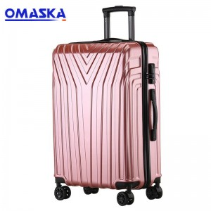 New fashion trolley case universal wheel suitcase female pc box  20 inch 24 inch men travel luggage