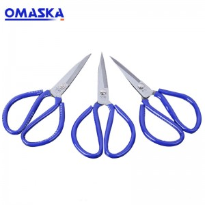 Manufacturers wholesale scissors high-quality high-carbon steel to create fine polishing scissors household scissors steel scissors