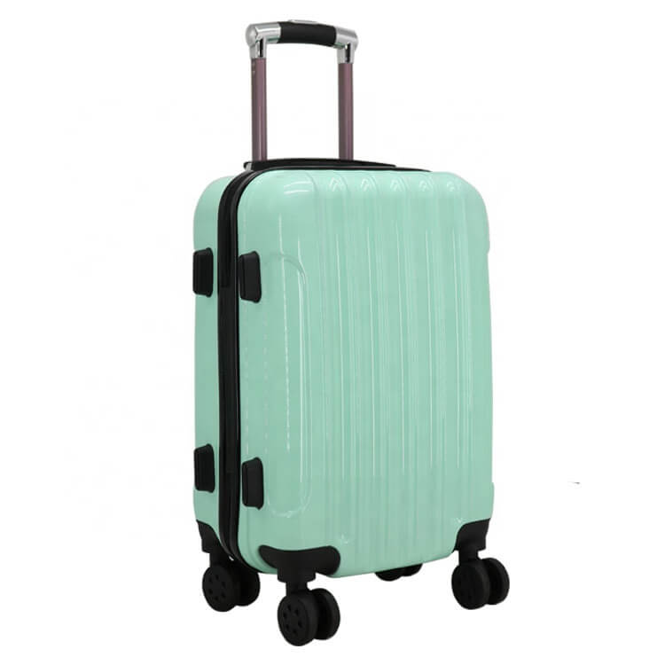 Wholesale 5 PCS set abs luggage china manufacturer 20 24 28 inch abs luggage trolley