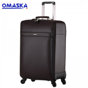 2020 OMASKA luggage bag factory wholesale classic luggage