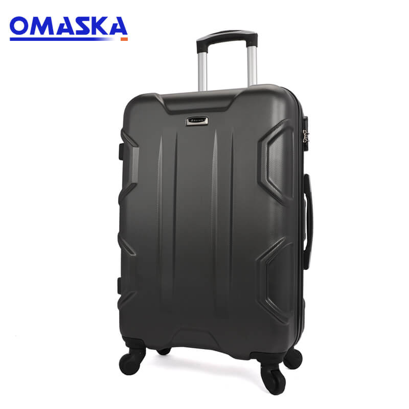 Big discounting Baigou Luggage - Omaska brand 3 pcs luggage set OEM ODM production wholesale abs travel luggage – Omaska