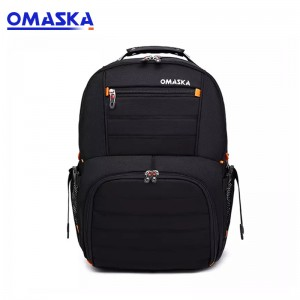 OMASKA 2021 factory wholesale newest high quality big capacity multi functional laptop backpack