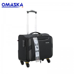 Good Quality Waterproof Suitcase - Omaska brand factory direct wholesale custom OEM suitcase luggage carry on – Omaska