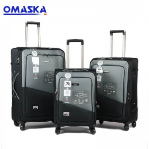 2020 OMASKA new 3pcs set suitcase factory whole...