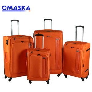 OEM Factory for Suitcase For Tour Guide -